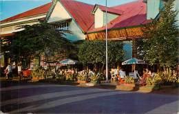 - Pays Divers -  Tahiti - Ref E 251 -  Papeete - Le Populaire Restaurant Et Snack Bar Waima - Carte Bon Etat - - Tahiti
