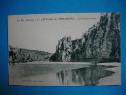 CANONS DU CHASSEZAC   -  07  -  Le Promontoire  -  Ardèche - Autres Communes