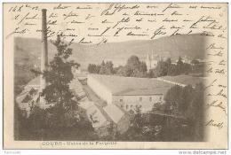 69 ---- COURS ---- Usine De La Fargette ---- Precurseur, à Voir ---  R245 - France