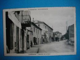 LABEGUDE    -  07  - Quartier De La Gare  -  Ardèche - Autres Communes