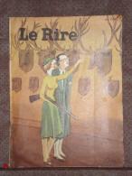 LE RIRE - - 1900 - 1949