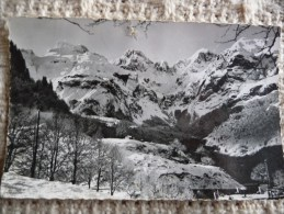 PEYRANERE : Le Châlet René Soubré Sur La Route Du Somport - Francia