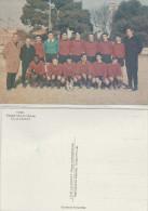 13600  La Ciotat  ~ Equipe De Football. Carte Post. Garabedian 18/69 - La Ciotat