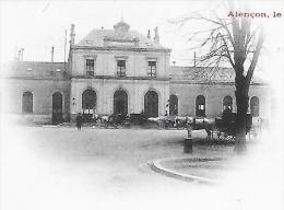ALENCON ( 61 ) - La Gare - Alencon