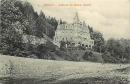 - Pays Divers - Belgique - Ref E 232 - Trooz - Chateau Du Baron Ancion  - Carte Bon Etat - - Belgique