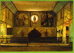ILES DU SALUT - ILE ROYALE - Le Coeur De La Chapelle Peinture De LAGRANGE - Guyane