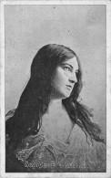 CPA Fantaisie - Femme - Artiste - Portrait - GEORGETTE Du Moulin Rouge - Mujeres