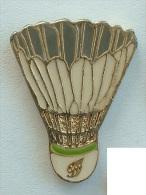 PIN´S BADMINTON - VOLANT - Badminton