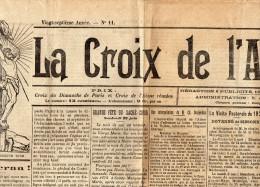 AISNE 02 LAON SOISSONS AUTREVILLE MAAST-ET-VIOLAINE PERNANT MARGIVAL VOULPAIX VERVINS - Historical Documents