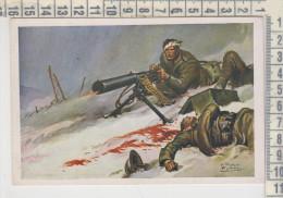 REGGIMENTALI - ASSOCIAZIONE NAZIONALE MITRAGLIERI - VITTORIO PISANI. - Regiments