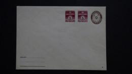 Danmark - 1957 - Mi: U 63** - Postal Stationery - Look Scan - Entiers Postaux