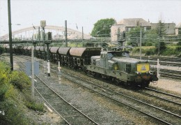 CPM LE RAIL USSELLOIS N°322 BB 12506 Aulnoye 59 - Spectacle