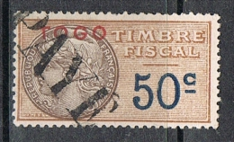 TOGO TIMBRE FISCAL