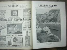 L'ILLUSTRATION 4360 CASSIS / MIAMI/ ACORES/ ATLAS/ ST BERTRAND COMMINGES/ MARBOTTE 25 SEPTEMBRE 1926  Complet - Journaux - Quotidiens