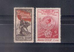 Russia 1950, Michel Nr 1473-74, MLH OG - 1923-1991 USSR