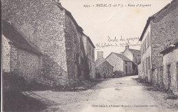 Cpa BREAL (Ille Et Vilaine) Route D'Argentré - Other Municipalities