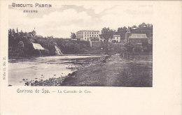 Spa (environs De) - La Cascade De Coo (biscuits Parein, Vanderauwers & Cie) - Spa