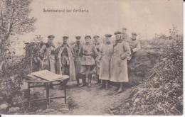 (1914-1918) - Befehlsstand Der Artillerie - Guerra 1914-18