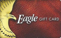 Soaring Eagle Casino Gift Card - 6 Lines Of Text In Reverse Paragraph - Casino Cards