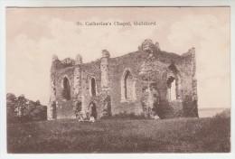 Guildford, St Catherine's Chapel (pk25928) - Surrey