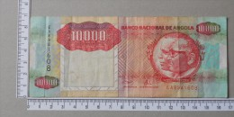 ANGOLA  10000  KWANZAS  1991     -    (Nº12929) - Angola
