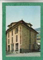 """Allevard-Les-Bains Hôtel Restaurant Pension De Famille """"Les Alpes"""" Place Du Temple Robert Henri Ou Robert Jean Ou Jeau - Allevard"""