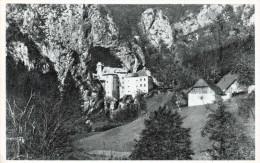 PREDJAMSKI GRAD (Slowenien), Karte Gel.1966, Sondermarke - Slowenien