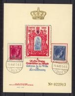 02592  -   Luxembourg  :   Caritas  1945  Le Bloc - Private