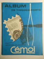 Album CHOCOLAT CEMOI Sans Timbres Années 60-70 - Timbres