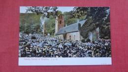 United Kingdom > Isle Of Man ( Sunday Service At Braddan  - Ref   2064 - Isle Of Man