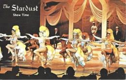 Stardust Casino Las Vegas - Show Time - Las Vegas