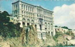 Aquarium Marin De Monaco - Oceanographic Museum