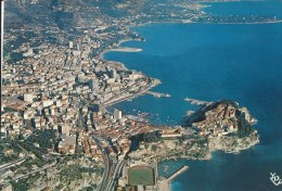 Monaco Ariel View - Harbor
