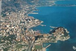 Monaco Ariel View - Haven