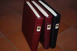 BUND Kleinbogensammlung postfrisch+gestempelt 1979-96 in 3 Vordruckalben, �ber 3.800.- �, �ber 150 Bilder ....77(E)