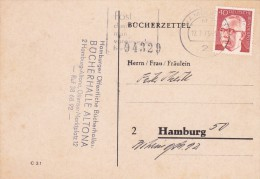 Germany 1975 Postal Card With 40 Pf Prresident - [7] Federal Republic