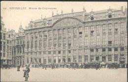 Bruxelles - Maison Des Corporations - Non Classés