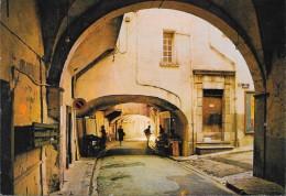 HYERES LES PALMIERS - 83 -  La Rue Des Porches - ENCH - - Hyeres