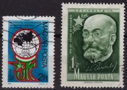 ESPERANTO - Used Stamps - Hungary - Esperanto