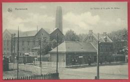 Mariemont - La Station Et Le Puits St Arthur - Charbonnage ( Voir Verso ) - Morlanwelz