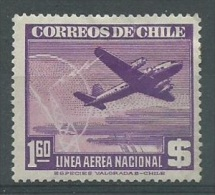 150022544  CHILE   YVERT    AEREO  Nº  84  */MH - Chili