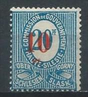 Allemagne - Plébiscite -Oberschlesien - 1920 - Michel 11 - Oblitéré - Germany