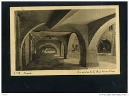 74  ANNECY Les Arcades De La Rue Ste Claire - Annecy