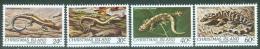 Christmas 1981 Reptiles MNH** - Lot. 4188 - Christmas Island