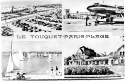 AVIATION(LE TOUQUET PARIS PLAGE) - 1946-....: Ere Moderne