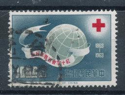 Formose N°445 (o) Croix Rouge - 1945-... République De Chine