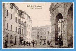 ITALIE - CASTROCARO - Piazza Garibaldi - Italia