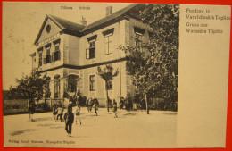 VARAZDINSKE TOPLICE - Uciona - Schule. Croatia A132/23 - Croatia