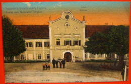 VARAZDINSKE TOPLICE - Grad - Schloss. Croatia A132/24 - Croatia