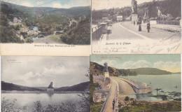 Barrage De La Gileppe - Lot De 20 Cartes (voir/zie Scans, Animation, Colorisée...) - Gileppe (Barrage)